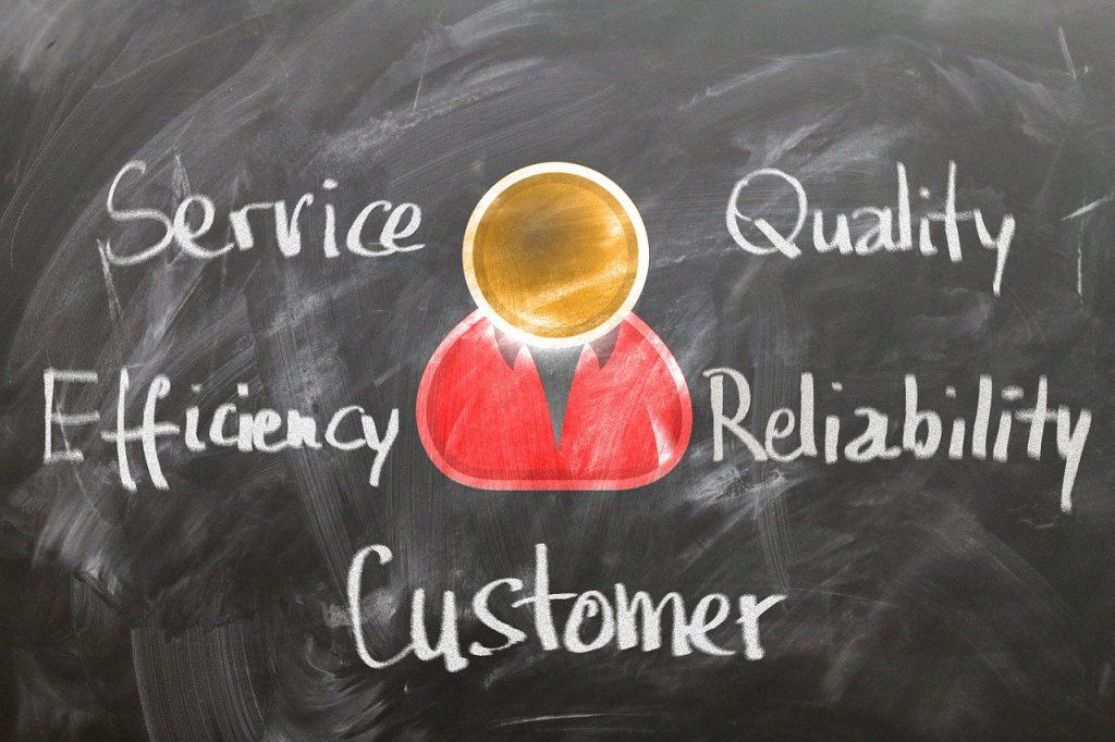 customer, expectation, service